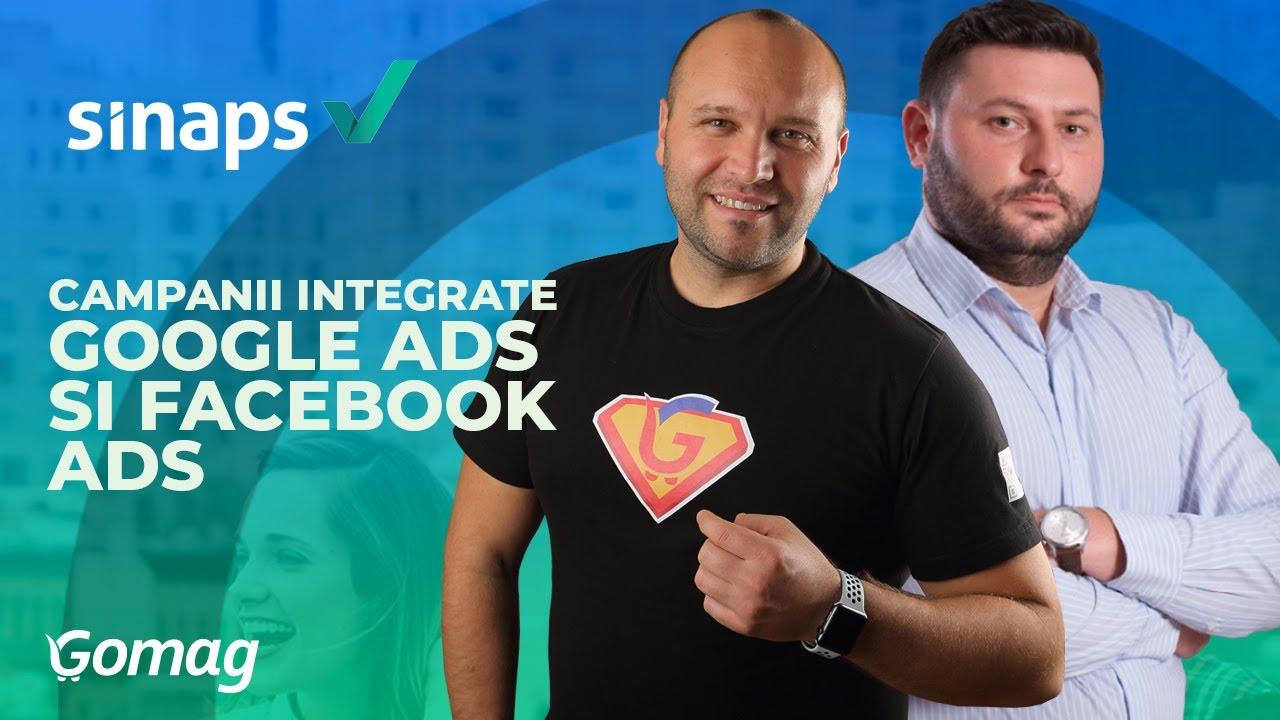 Cum functioneaza campaniile integrate Google Ads cu Facebook Ads – George Raschitor