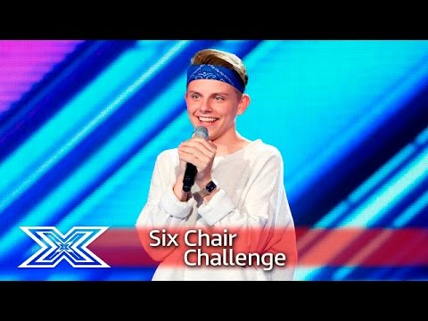 James Hughes gets rolling with Proud Mary | Six Chair Challenge | The X Factor UK 2016 streaming vf
