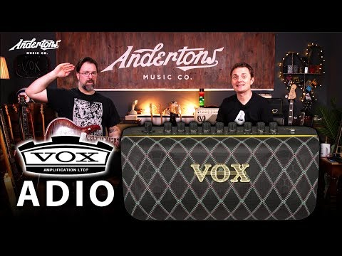 Vox Adio Air GT Modelling Amp - Is it Better Than a Yamaha THR?