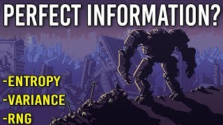 Does Into The Breach Really Have Perfect Information? Why RNG Matters.