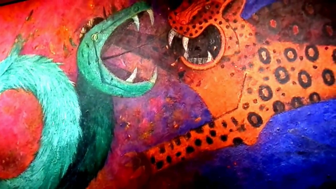 39 duality 39 mural painting by rufino tamayo youtube