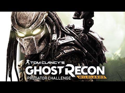 GHOST RECON WILDLANDS - O DESAFIO DO PREDADOR (DLC)