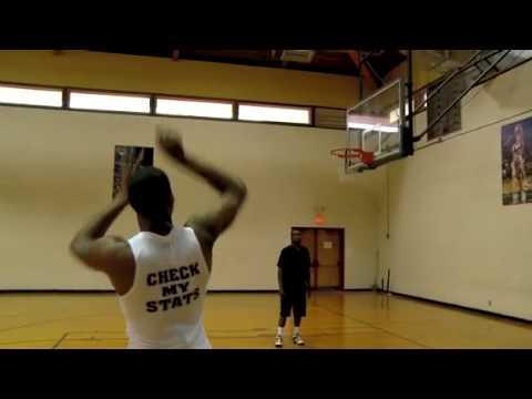 Derrick Favors Workout