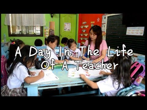 A Day In The Life of A Public School Teacher PHILIPPINES 2017