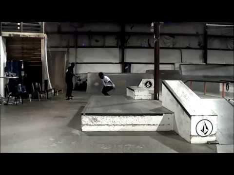 TJ Morrison Hazard county skatepark