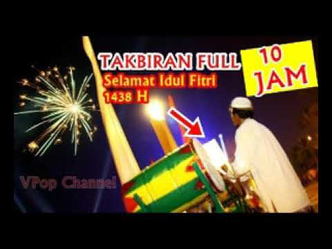 S4. Natural, The Best, TAKBIRAN BIKIN NANGIS!!! Full Takbiran 10 Jam NON STOP Allahu Akbar