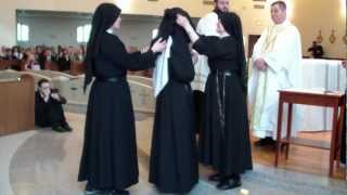 Passionist Nuns Vows  - Perfect Veil   HD