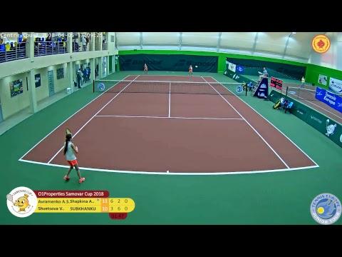 O1Properties Samovar Cup Centre Court 05.04.2018