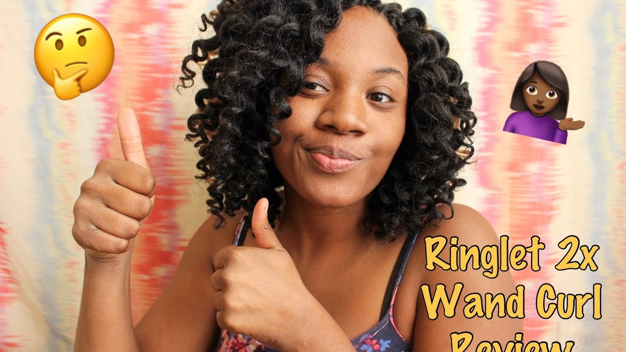 Ringlet Wand Curl Crochet 2x By Freetress Hair Review 1