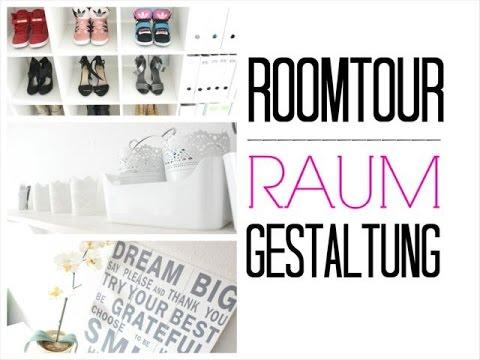 Roomtour i raumgestaltung i diy wohlf hloase youtube for Raumgestaltung youtube