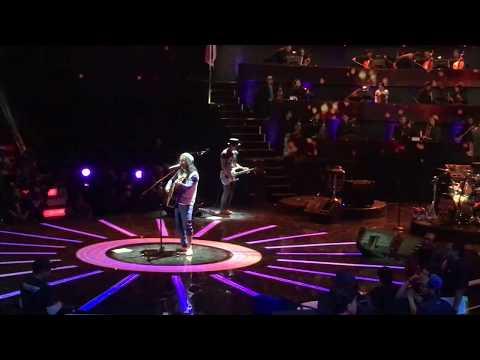 Slank -  terlalu pahit  live rehearsal Allchestra Global Tv