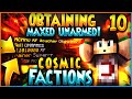 """""""CRAZY MAX UNARMED MCMMO PERK!"""" - Minecraft COSMICPVP FACTIONS Let's Play Ep.10 (Pleb Planet)"""