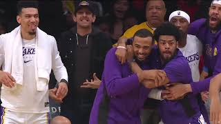 Los Angeles Lakers vs Minnesota Timberwolves | December 8,2019