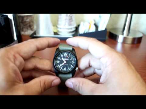 Best Field Watch Period!!! Bertucci DX3 Field Watch