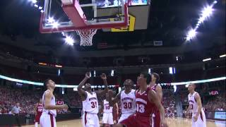 Wisconsin Basketball Red White Scrimmage