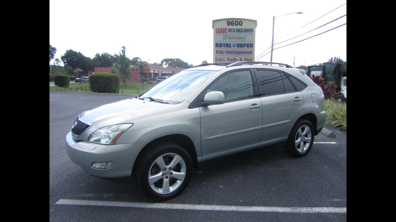2004 Lexus RX330 AWD Meticulous Motors Inc Florida For Sale