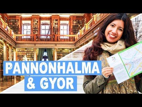 EXPLORING GYOR and PANNONHALMA, HUNGARY