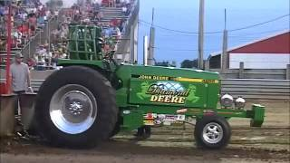 Badger State Tractor Pullers 466 Hot Farm at Lancaster, WI
