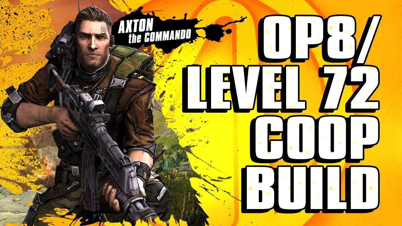 Borderlands  Commando Build Level