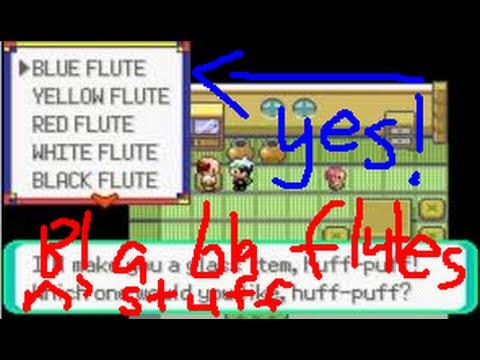 Pokemon Emerald Randomizer Ep 24: The Sweet Sound Of ROCKING FLUTE MUSIC!!!!!