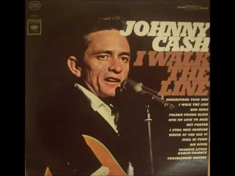 Johnny Cash - Give My Love To Rose, 1964