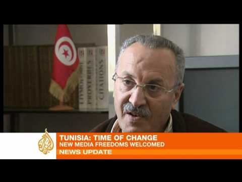 Tunisian media free of fear