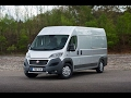 2017 Ducato - Award Winning Driving Capabilities - Fiat Professional UK