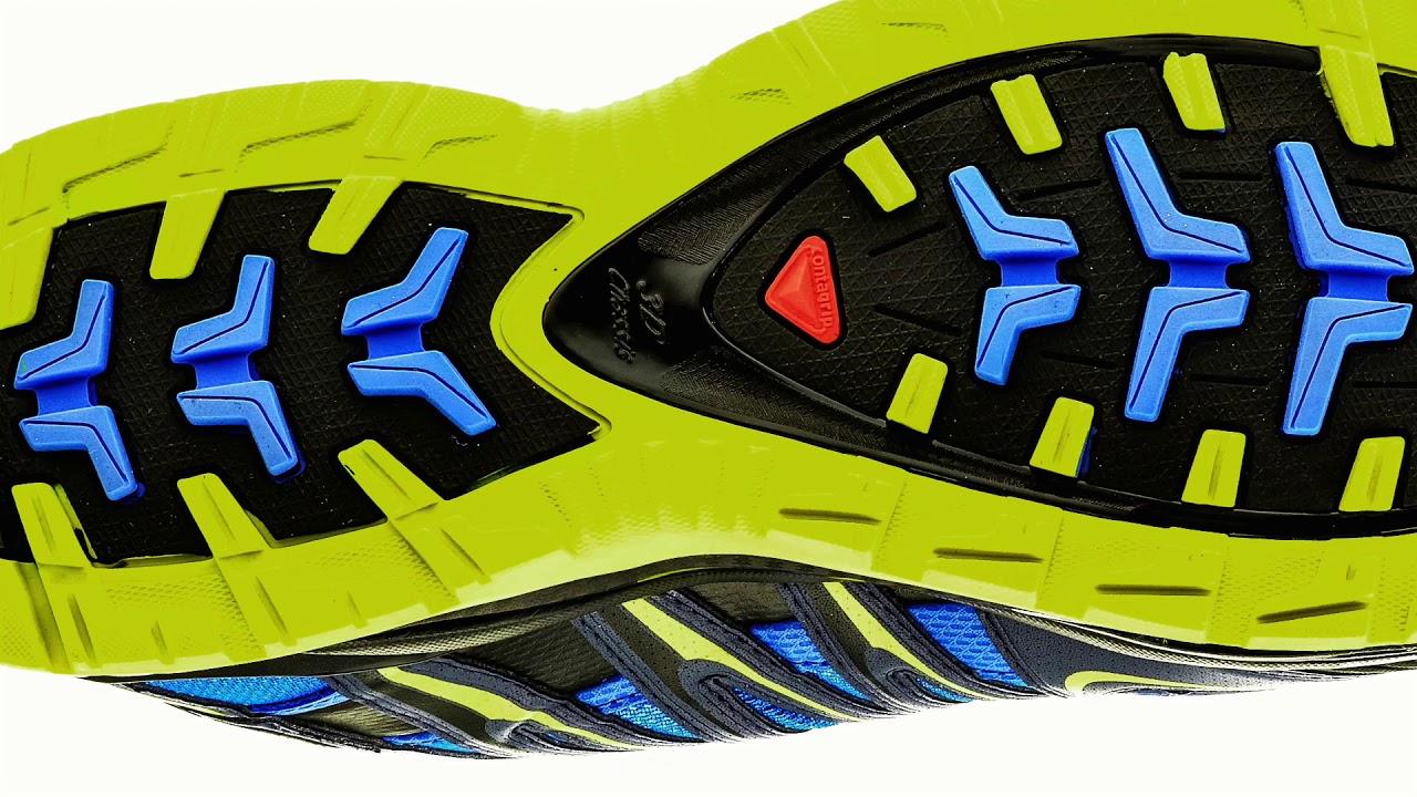 Hướng dẫn Trail Running Shoes . Một số cơ bản cần biết .