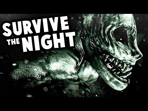 WE'RE ALL BEING HUNTED! Can You Survive the Night? - Daemonical Early Access Multiplayer Gameplay
