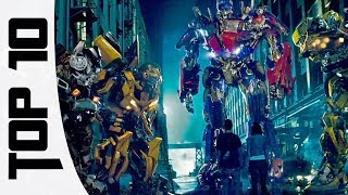 TOP 10 | TF Best Autobots Pt.2