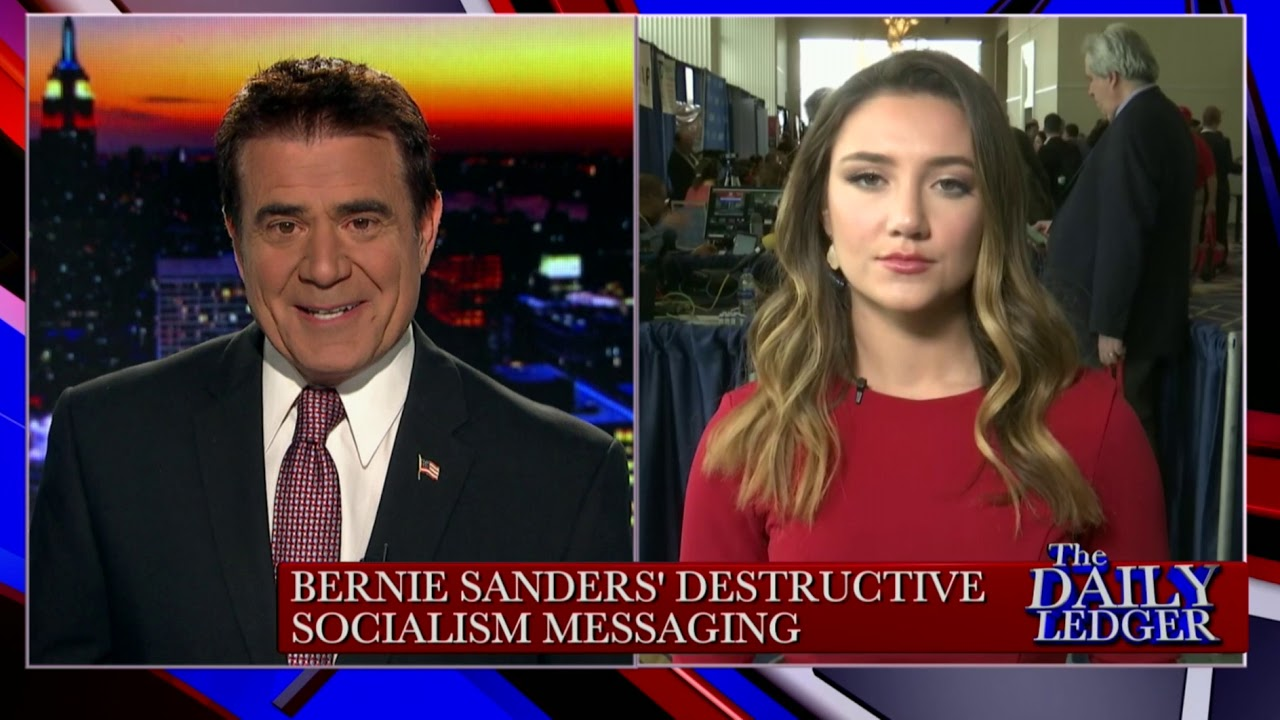 Founder of Young Americans Against Socialism, Morgan Zegers, on the Modern Democrat Party