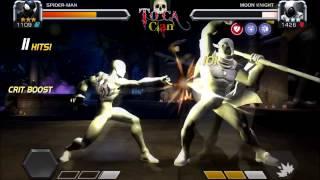 видео Взломанный Marvel: Битва чемпионов на много денег