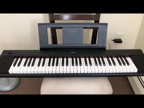 Yamaha NP12 Keyboard Review