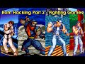 Pyron's Lair - ROM Hacking 2015 Part 2 - Fighting Games