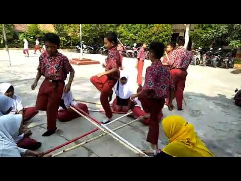Permainan Rangku Alu Sdn Sumber Jaya 05 Youtube