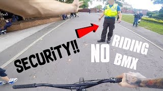 Video SNEAKING MY BMX INTO A THEME PARK! *DRAYTON MANOR* download MP3, 3GP, MP4, WEBM, AVI, FLV Oktober 2018