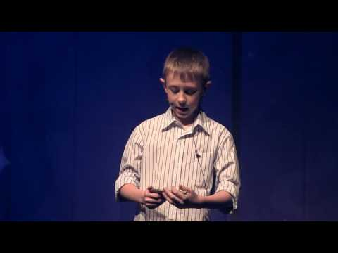 Superpowers In Real Life   Peyton Walston   TEDxYouth@WAB