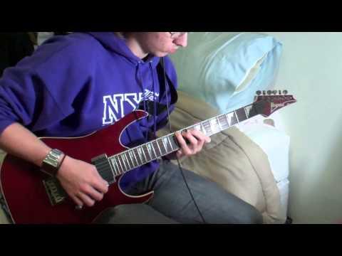 Serenade of Water Guitar Cover