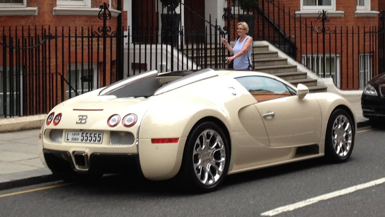 How Long Does It Take To Park A Bugatti Veyron Fail