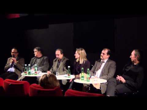 Podiumsdiskussion u.a. mit Franz Hörmann - BURG KINO - MARGIN CALL 02122011