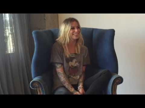 Gin Wigmore MTRBWY Australian interview