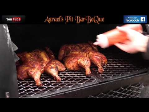 Spatchcock BBQ Chicken
