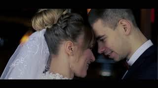 Свадебный клип | Зимняя свадьба | Виктор и Елена