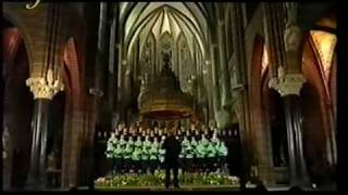 Cantique de Jean Racine  - The Holland Boys Choir