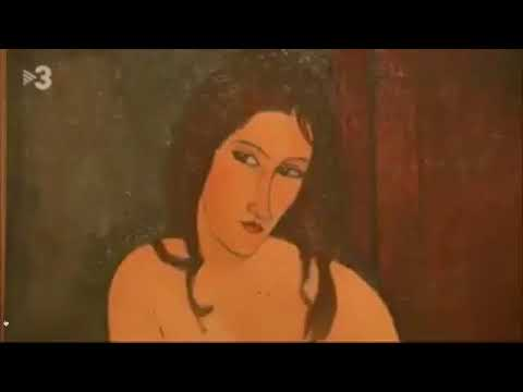 Modigliani at Tate Modern, London (2017)