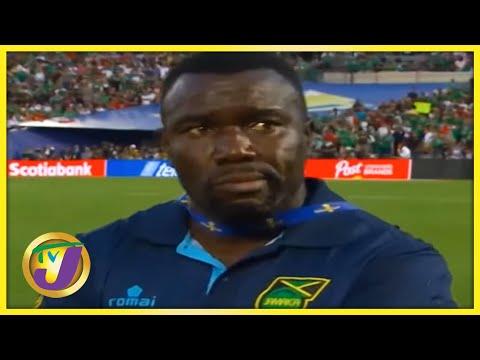 Reggae Boyz Coach Theodore 'Tappa' Whitmore   TVJ Sports Commentary - Oct 12 2021