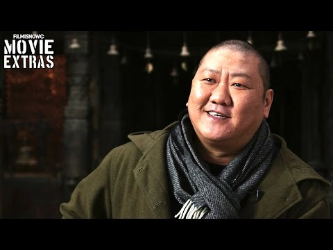 Doctor Strange  Onset visit with Benedict Wong 'Wong'