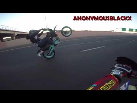 WR450SM Crashes and WHEELIES!!!! thumbnail