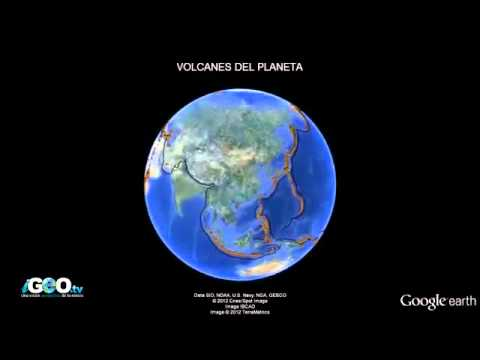 Ring of Fire, 452 Volcanoes Threatens The Pacific: Earthquakes, Tsunamis... [igeoNews]