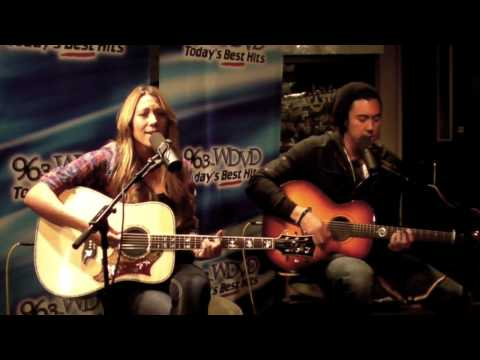 Colbie Calliat - Falling For You OFFICIAL 96.3 WDVD video